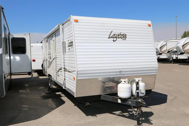 Used 2006 Layton Limited 247 LTD Travel Trailer For Sale