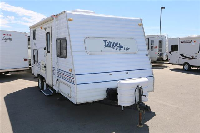 Used 2000 Thor Tahoe 19UD Travel Trailer For Sale