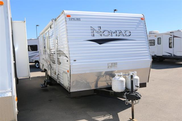 Used 2008 Skyline Nomad 26BH Travel Trailer For Sale