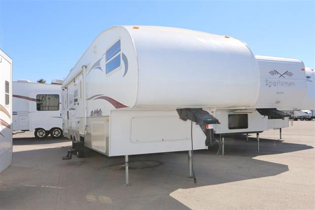 Used 2007 Keystone Outback Sydney 31KFW Fifth Wheel Toyhauler For Sale