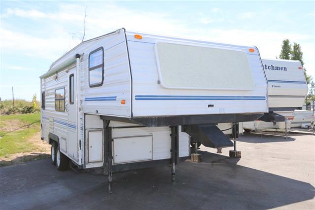 Used 1995 Northwood Manufacturing Nash 25-5M Fifth Wheel For Sale