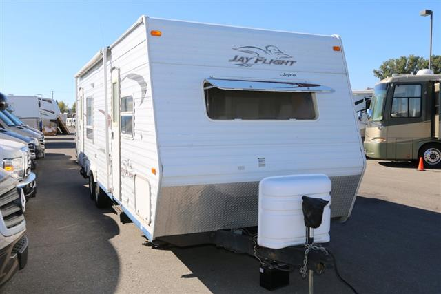 Used 2004 Jayco Jayflight 255RKS Travel Trailer For Sale