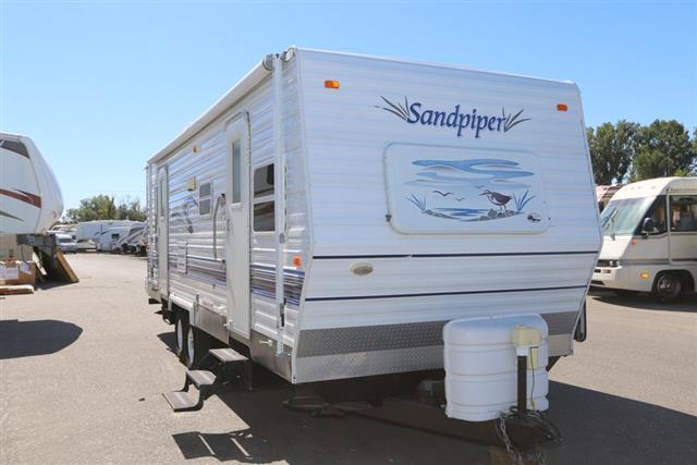 Used 2003 Forest River Sandpiper T25 Travel Trailer For Sale