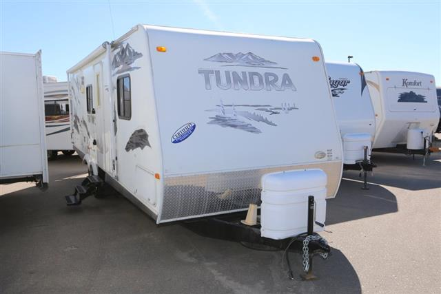 Used 2007 Dutchmen Tundra 27RB Travel Trailer For Sale