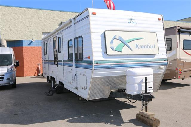 Used 2001 Komfort Komfort 27T Travel Trailer For Sale