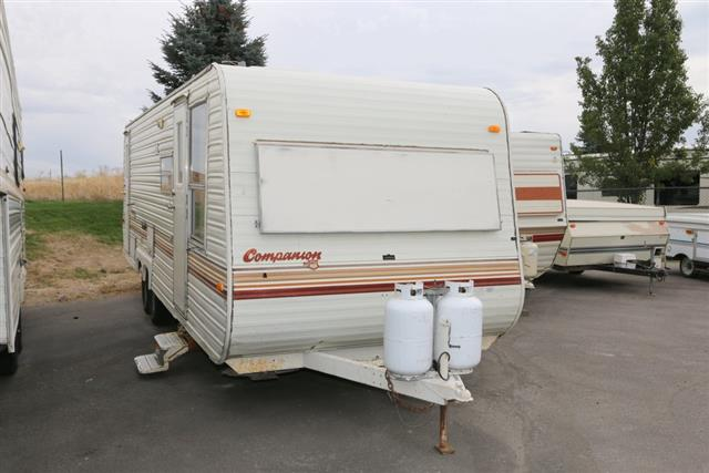 Used 1983 Kit Manufacturing Company Companion 285 Travel Trailer For Sale