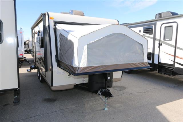 New 2016 Forest River Rockwood Roo 19 Hybrid Travel Trailer For Sale