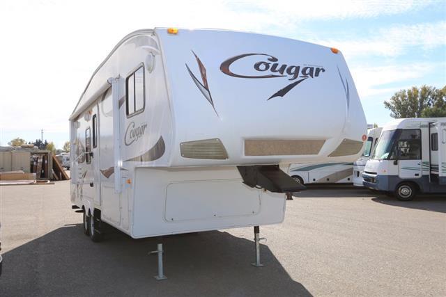 Used 2010 Keystone Cougar 278RKS Fifth Wheel For Sale
