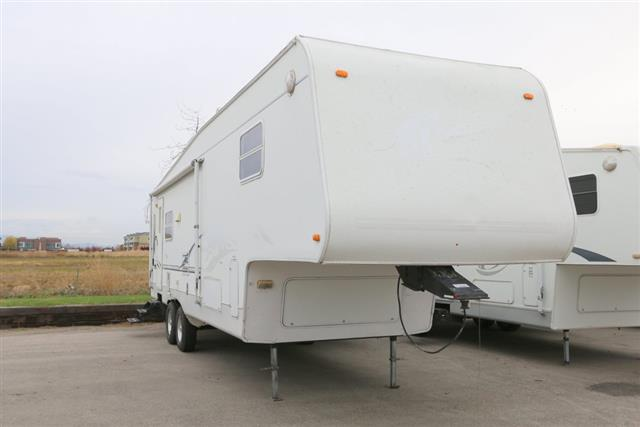 Used 2002 Keystone Cougar 276RL Fifth Wheel For Sale