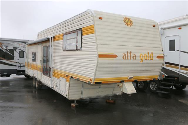 Used 1984 Alfa Alfa 32 Fifth Wheel For Sale