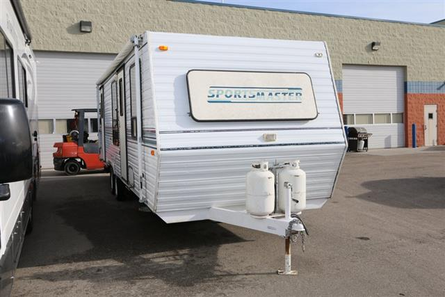 Used 1995 Kit Manufacturing Company Sports Master 299 Travel Trailer For Sale