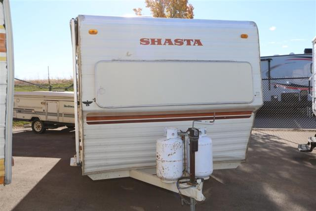 Used 1982 Shasta Shasta 21 Travel Trailer For Sale