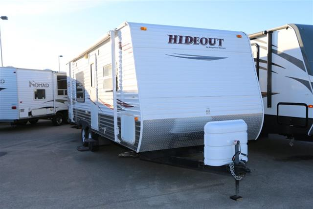 Used 2010 Keystone Hideout 23RB Travel Trailer For Sale