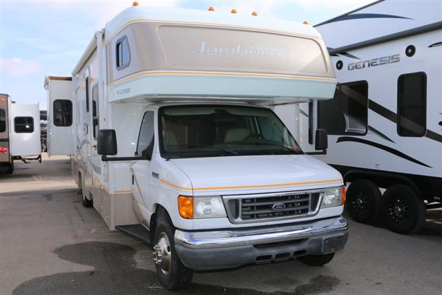 Used 2008 Fleetwood Jamboree 31K Class C For Sale