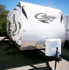 New 2014 Keystone Cougar 24RKS Travel Trailer For Sale