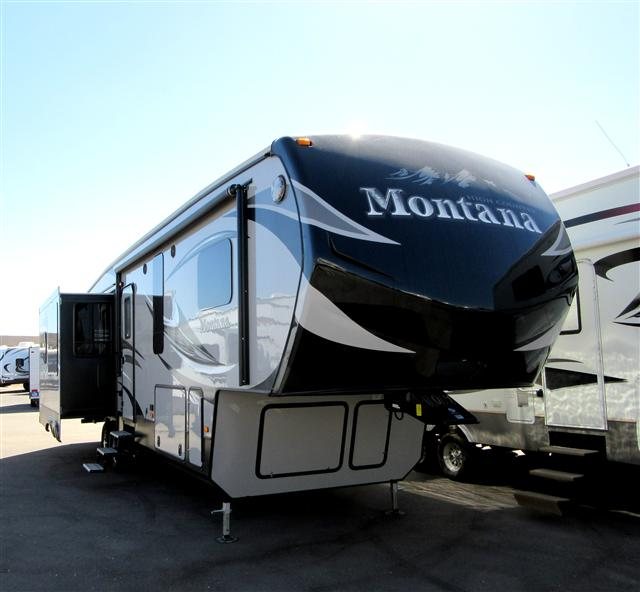 Buy a New Keystone Montana in Meridian, ID.