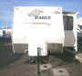 Used 2010 Jayco Eagle 322FKS Travel Trailer For Sale