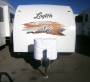 Used 2012 Layton JOEY SERIES M-260 Travel Trailer For Sale
