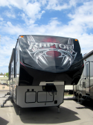 New 2015 Keystone Raptor 365LEV Fifth Wheel Toyhauler For Sale