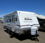Used 2008 Forest River Salem 22FDL Travel Trailer For Sale