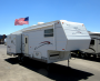 Used 2002 Jayco Eagle 281 RLS Fifth Wheel For Sale