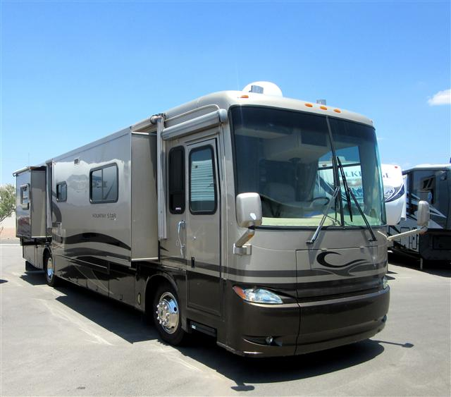 Buy a Used Newmar Kountry Star in Tucson, AZ.