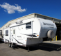 Used 2008 Forest River Rockwood Signature 8265SS Travel Trailer For Sale