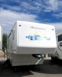Used 2002 Sunnybrook Sunnybrook M-27RK-FS Fifth Wheel For Sale