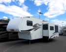 Used 2007 Keystone Cougar 298BHS Fifth Wheel For Sale