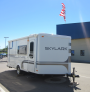 Used 2011 Jayco SKYLARK 21FKV Travel Trailer For Sale