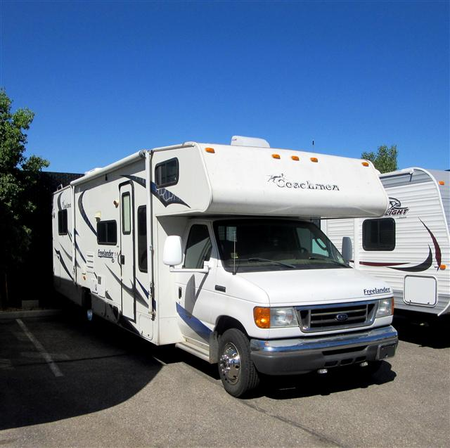 Buy a Used Coachmen Freelander in Tucson, AZ.
