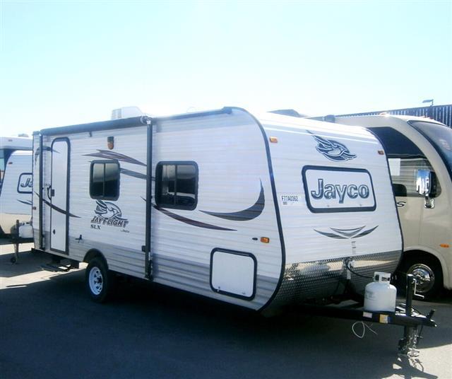New 2015 Jayco JAY FLIGHT SLX 195RB Travel Trailer For Sale