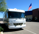 Used 1996 THOR MOTOR COACH Hurricane 33 Class A - Gas For Sale
