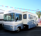 Used 2000 Fleetwood Southwind Storm 31W Class A - Gas For Sale
