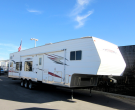 Used 2006 Thor Vortex 385WTB Fifth Wheel Toyhauler For Sale