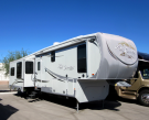 Used 2011 Heartland Big Country 3510RL Fifth Wheel For Sale