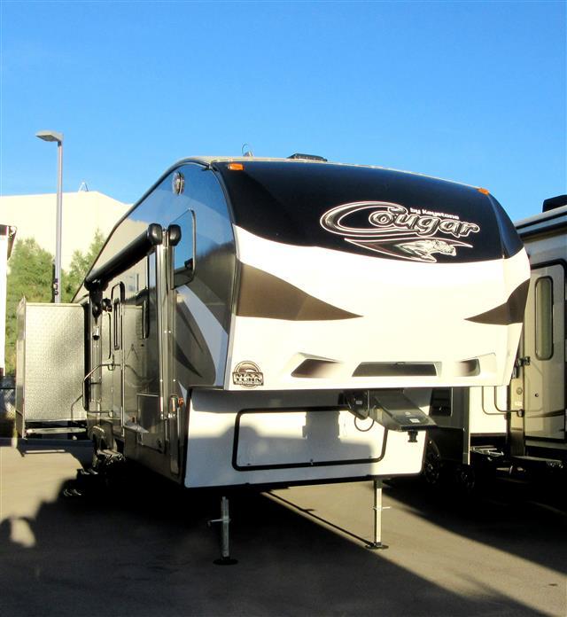 New 2015 Keystone Cougar 301SAB Fifth Wheel For Sale