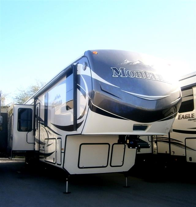 New 2015 Keystone Montana 3790RD Fifth Wheel For Sale