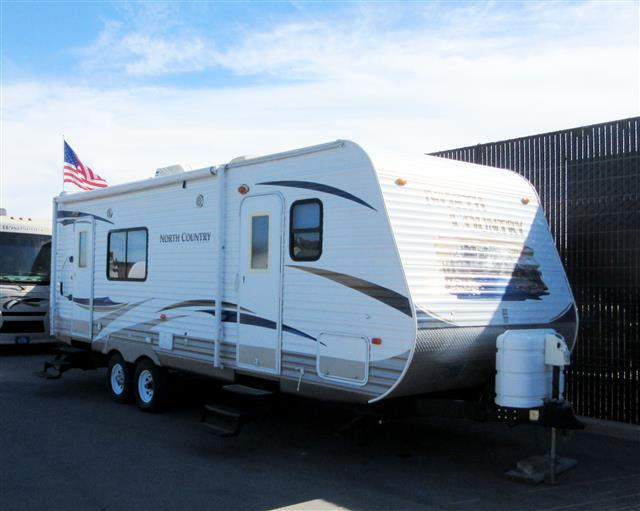 Used 2011 Heartland North Country 24RKS Travel Trailer For Sale