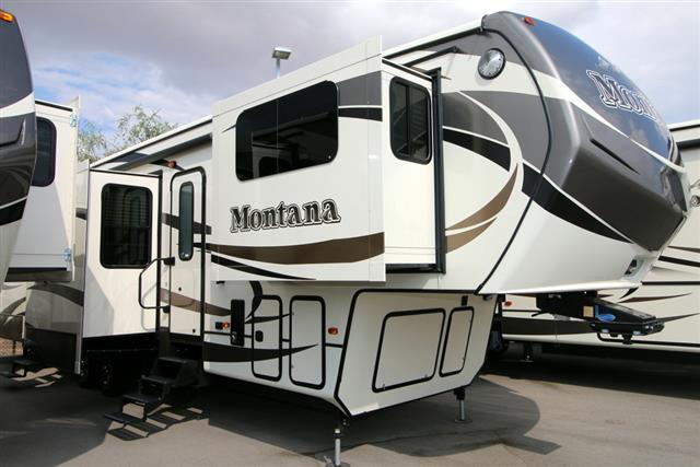 New 2016 Keystone Montana 3711FL Fifth Wheel For Sale