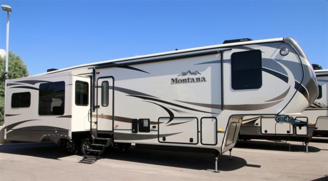 New 2015 Keystone Montana 3720RL Fifth Wheel For Sale