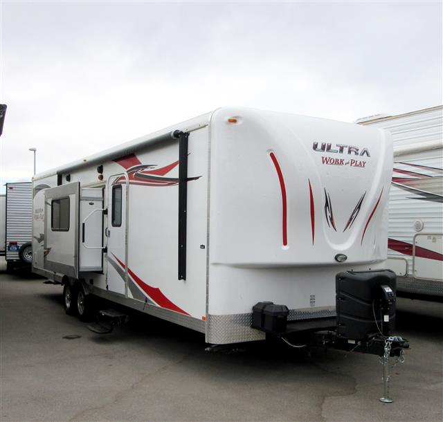 Used 2013 Forest River WORK AND PLAY 275ULSBS Travel Trailer For Sale