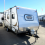Used 2014 Forest River Viking 16FB Travel Trailer For Sale