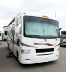 Used 2012 THOR MOTOR COACH Hurricane 32A Class A - Gas For Sale