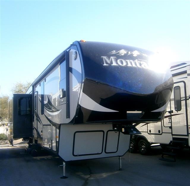 New 2015 Keystone Montana 353RL Fifth Wheel For Sale
