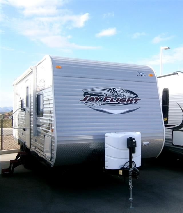 Used 2014 Jayco Jay Flight 24FBS Travel Trailer For Sale