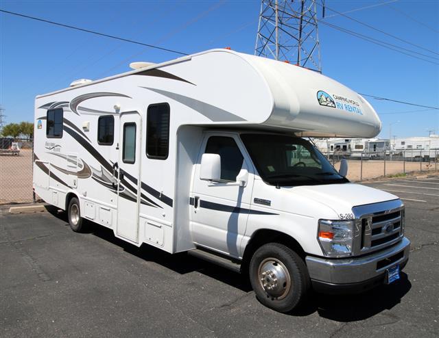Used 2014 Thor Freedom Elite 26T Class C For Sale