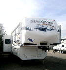 Used 2012 Keystone Montana 3625RE Fifth Wheel For Sale