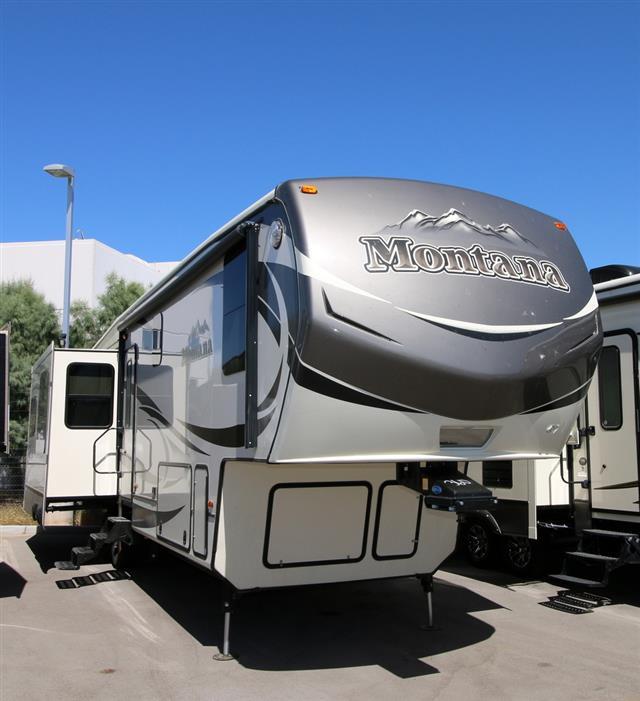 New 2015 Keystone Montana 3582RL Fifth Wheel For Sale
