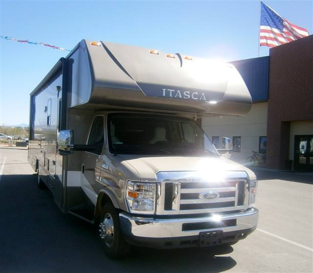 Used 2014 Itasca Spirit 31K Class C For Sale